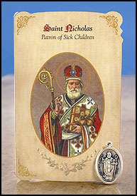 Saint Nicholas: Sick Children